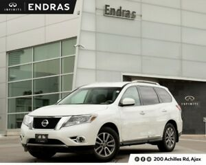 2015 Nissan Pathfinder SL|AWD|Heated Leather Seats|Bild Spot|Bac