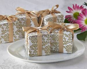 Wedding Favor Boxes Party Favours Return Gifts Bomboniere Events