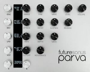 Futuresonus Parva 8 Voice Polyphonic Multi Timbral Analog Synth
