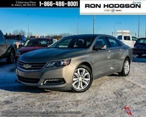2018 Chevrolet Impala LT V6 SUNROOF LEATHER HTD SEATS RMT START