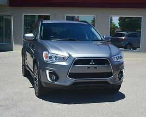 2015 Mitsubishi ASX XB MY15.5 LS 2WD Silver 6 Speed Constant Variable Wagon Bayswater Bayswater Area Preview