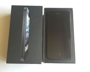Apple iPhone 5 64GB. Factory Unlocked. New in Box No Marks $250