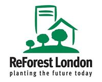 Volunteer with ReForest London at the Western Fair!