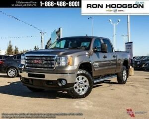 2013 GMC Sierra 2500HD SLE CREW HD Z71 GAS LOW KM