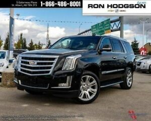 2018 Cadillac Escalade SUNROOF NAV DVD 22S