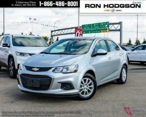 2018 Chevrolet Sonic LT RMT START HTD SEATS *FREE WINTER TIRES*