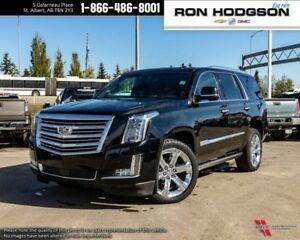 2016 Cadillac Escalade Platinum BLACK ON BLACK LOW KM FULLY LOAD