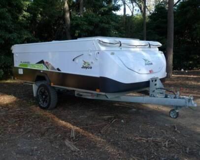 Elegant 2015 Jayco Swan Outback Caravancamper For HIRE AIRCON HOT SHOWER