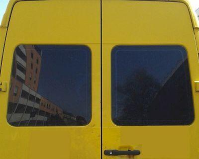 Tönungsfolie passgenau Mercedes Sprinter (W901-905) nur Heckflügeltüren bis´05