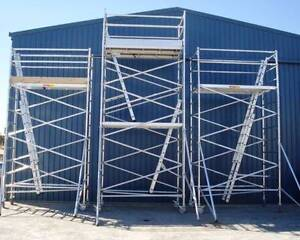 Aluminium Mobile Scaffold Tower March SALE!!! Landsdale Wanneroo Area Preview