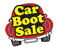 Car boot sale/Flea market