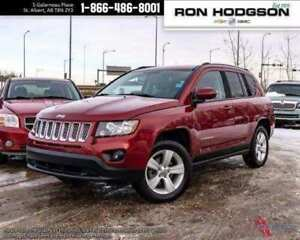 2015 Jeep Compass 4WD CLEAN UNIT WINTER READY