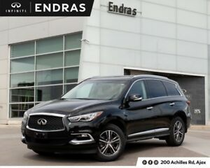 2016 INFINITI QX60 AWD|Sunroof|RearviewCamera|HtdSeat