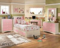 6PC  BRAND NEW  KIDS  BEDROOM  SET  ON  SPECIAL  SALE*****