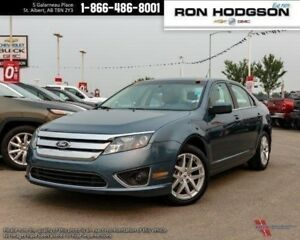 2012 Ford Fusion SEL AUTO LOW KM SEDAN