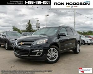 2015 Chevrolet Traverse LT LEATHER AWD 8 PASS