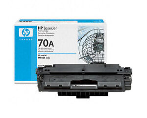 HP Q7570A 70A Toner Cart LaserJet M5035 NEW GENUINE