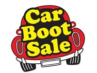 Carboot sale and stalls 30th September