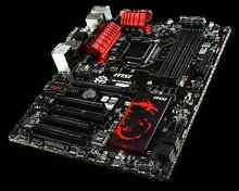 MSI B85 G43 Gaming Motherboard Narromine Narromine Area Preview