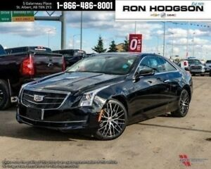 2015 Cadillac ATS AWD LOADED GOOD LOOKING COUPE