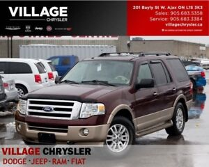 2011 Ford Expedition XLT 4WD Sunroof Backup Cam 8 Passenger