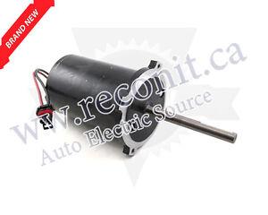 Snowex spinner motor - New