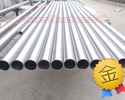 1x 99.9999 Pure Nickel Ni Metal Tube Outer Diameter 7mm Length 500mm 20
