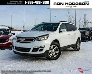 2017 Chevrolet Traverse LT AWD 7-PASS NAVI DVD LOADED