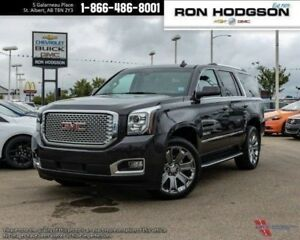 2017 GMC Yukon Denali 22s DVD LOW KM