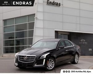 2014 Cadillac CTS Sedan AWD|2.0T|Navigation|BOSE|Ventilated & He