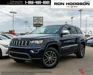 2018 Jeep Grand Cherokee Limited SUN ROOF LEATHER LOADED