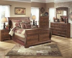 ASHLEY QUEEN BEDROOM ON SALE (ASH1)