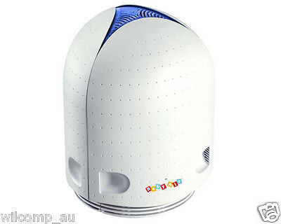 AIRFREE® BABYAIR Air Purifier Sterilizer Asthma Dust Cleaner Ozone Ion FREE