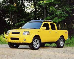 WANTEDl 2003 Nissan Frontier Supercharged Pickup Truck