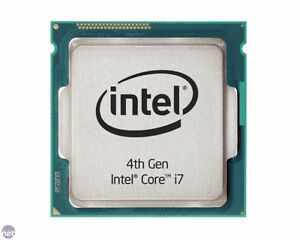 Intel Core i7-4770K Quad-Core 3.50GHz 8MB Cache with FAN