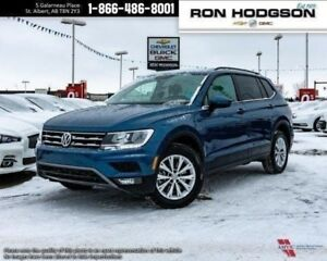2018 Volkswagen Tiguan Trendline 4MOTION BLUETOOTH BACK UP CAMER
