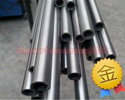 1x 99.9999 Pure Nickel Ni Metal Tube Outer Diameter 5.1 Mm Length 29mm