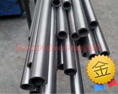 1x 99.9999 Pure Nickel Ni Metal Tube Outer Diameter 5.1 Mm Length 29mm