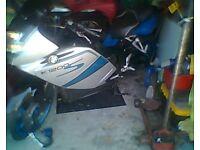 BMW Sports bike K1200S