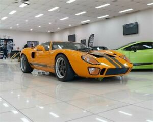2007 Ford GT40 Orange Manual Coupe Carss Park Kogarah Area Preview