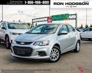 2018 Chevrolet Sonic LT RMT START HTD SEATS *FREE WINTER TIRES*