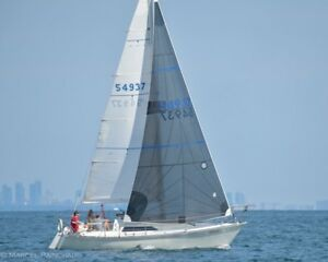 1986 C&C 27 Mark V sailboat — great value