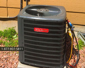 Furnaces & Air Conditioners - Peterborough's BEST Prices!