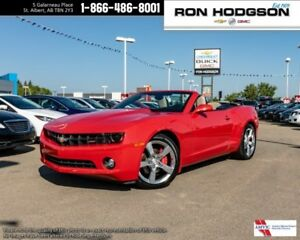 2011 Chevrolet Camaro 2LT AUTO CONV NEW TIRES