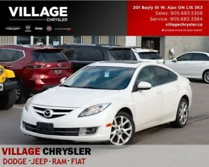 2013 Mazda Mazda6 GT|Sunroof|Backup Cam|Leather|Heat Seat|Bose S