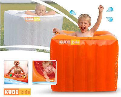 Planschbecken aufblasbare Badewanne Baby Kinder Pool Reise Wanne für Dusche