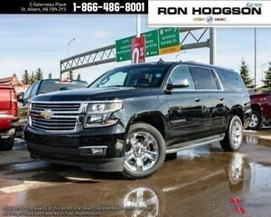 2016 Chevrolet Suburban LTZ SUNROOF NAV DVD 7 SEATER LOW KM