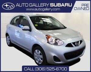 2015 Nissan Micra SV | LOADED | GREAT VALUE