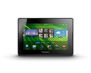 How to Use a Blackberry Playbook Tablet