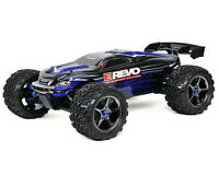 TRAXXAS E-REVO Brushless edition rc car w/chargers